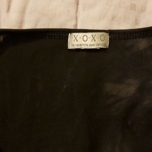 XOXO Tops - XOXO tie dye top